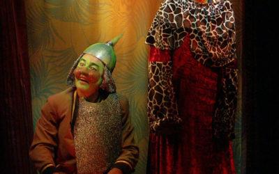 Les Histoires Fabuleuses de Maître Fu Yang Hao / création 2012