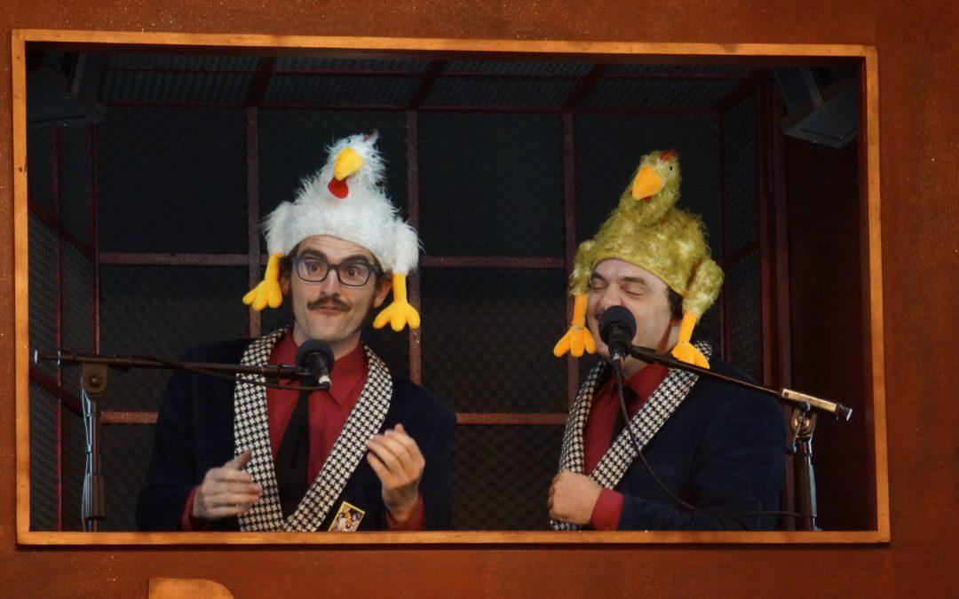 Radio Onde Tout'Ouïes / Création 2015