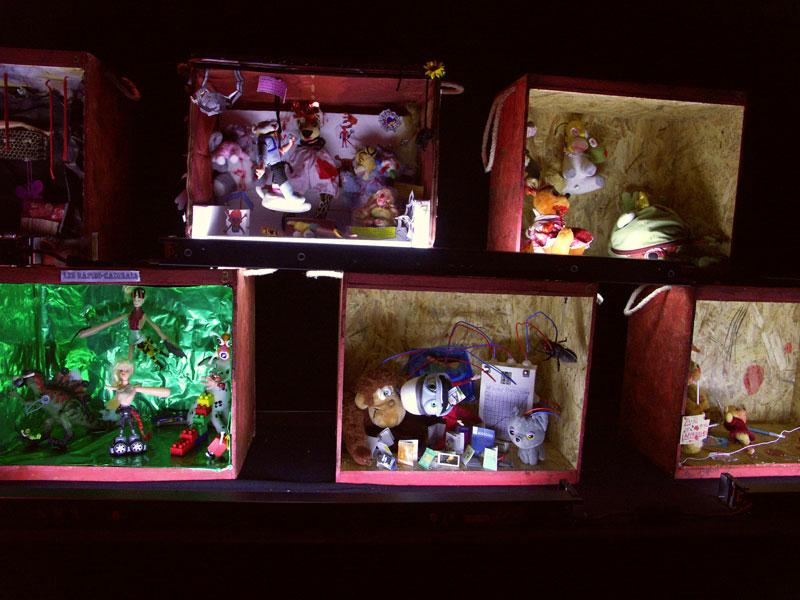 La petite fabrique de monstres de Maitre Fu Yang Hao (Annecy 2013)