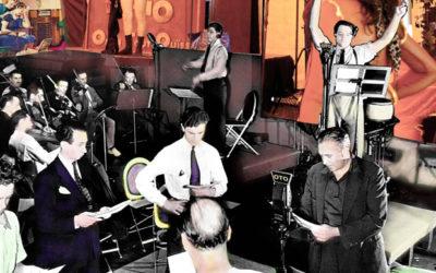 Le Dramophonium, une machine ludique à fabriquer du « théâtre audiophonique»