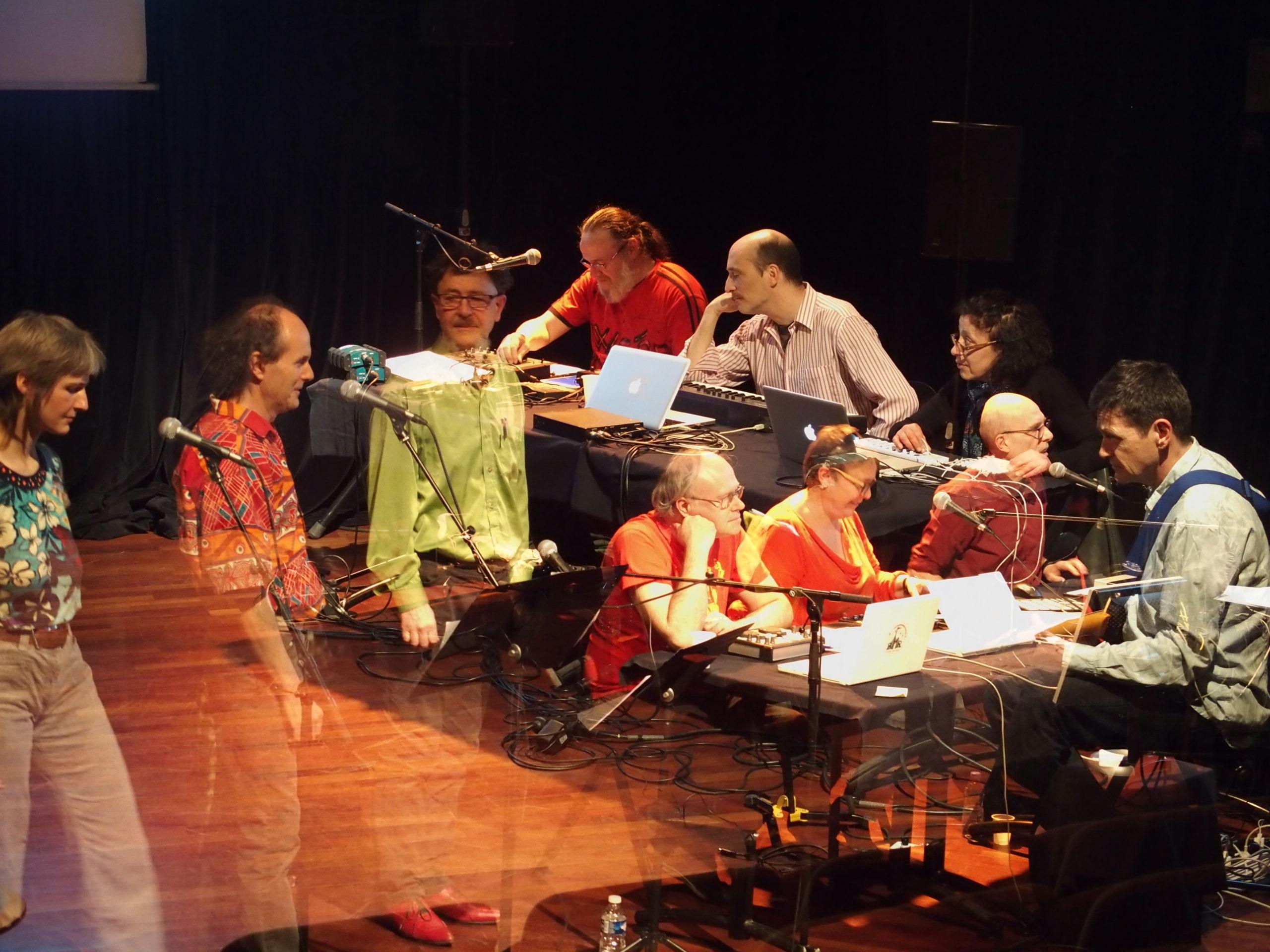 Le Grand Orchestre de Variétés Expérimentales